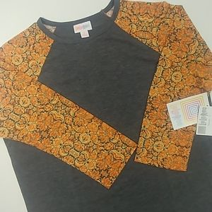 LuLaRoe 3/4 Sleeve Shirt